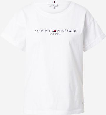 balta TOMMY HILFIGER Marškinėliai