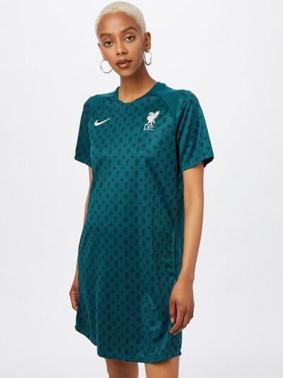 smaragd / fekete / fehér NIKE Sportruha 'Liverpool FC', Modell nézet
