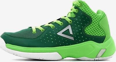 PEAK Basketballschuhe 'Thunder' in grün, Produktansicht