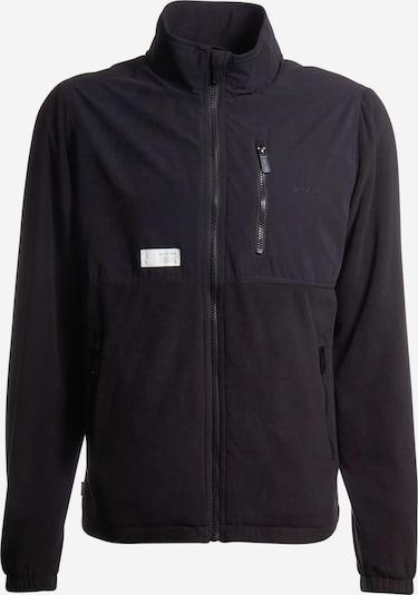 mazine Fleecejacke ' Hastings Fleece Jacket ' in schwarz, Produktansicht