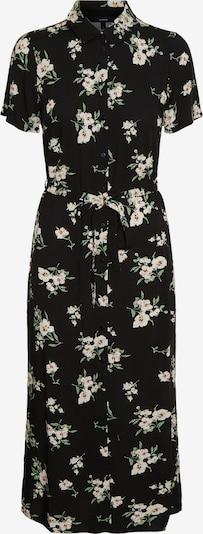 VERO MODA Blousejurk 'Simply' in de kleur Gemengde kleuren / Zwart, Productweergave