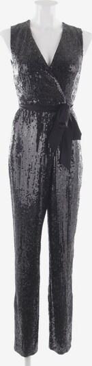 Diane von Furstenberg Seidenjumpsuit in XXS in schwarz, Produktansicht