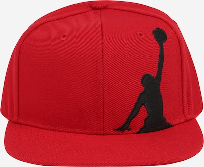 Jordan Hat in red / black, Item view