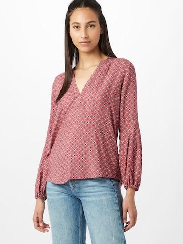 ESPRIT Μπλούζα σε ροζ