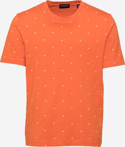 SCOTCH & SODA Shirt in de kleur Beige / Sinaasappel, Productweergave