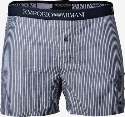 Emporio Armani Boxershorts in blau, Produktansicht
