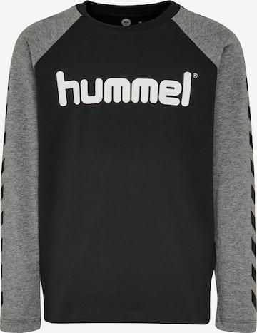 T-Shirt Hummel en noir
