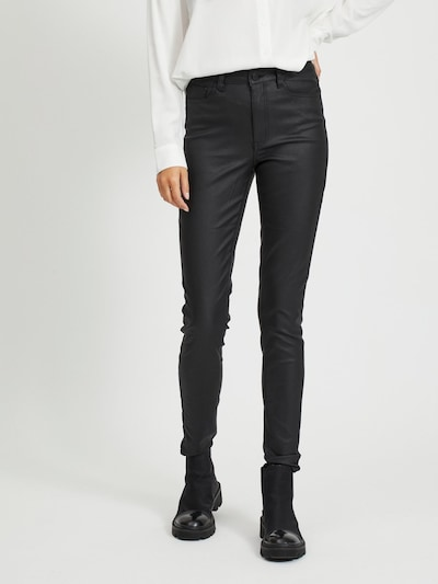 OBJECT Kalhoty 'Belle' - černá, Model/ka