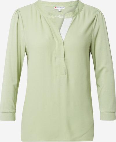 STREET ONE Bluse in grün, Produktansicht