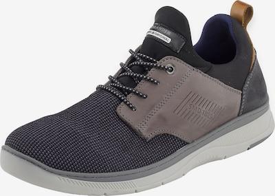 SALAMANDER Sneakers ' Porthos' in schwarz, Produktansicht