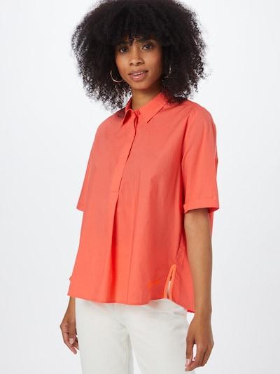 LIEBLINGSSTÜCK Bluse 'Rala' in koralle, Modelansicht