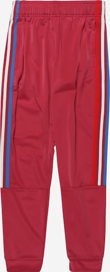 ADIDAS ORIGINALS Pantalón 'Adicolor' en azul / rosa / blanco, Vista del producto