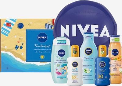 NIVEA Geschenkset in weiß, Produktansicht