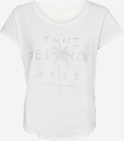Marškinėliai iš True Religion, spalva – balta, Prekių apžvalga