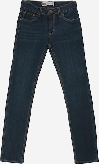 LEVI'S Jeans '510 Bi-Stretch' in blue denim, Produktansicht