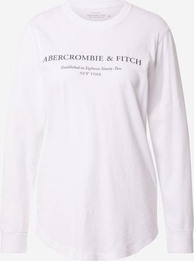 Abercrombie & Fitch Camiseta en negro / blanco, Vista del producto