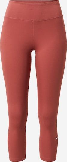 NIKE Športové nohavice - hrdzavo červená, Produkt