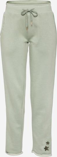 Key Largo Pantalon en menthe, Vue avec produit