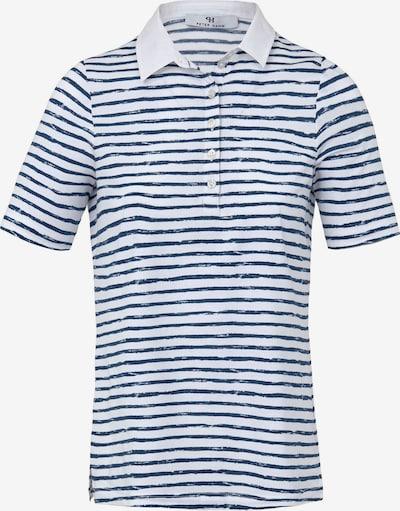 Peter Hahn Shirt in blau / weiß, Produktansicht