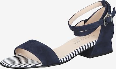 PETER KAISER Sandale in blau, Produktansicht