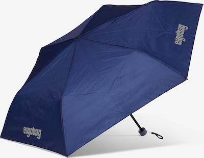 ergobag Regenschirm in blau, Produktansicht