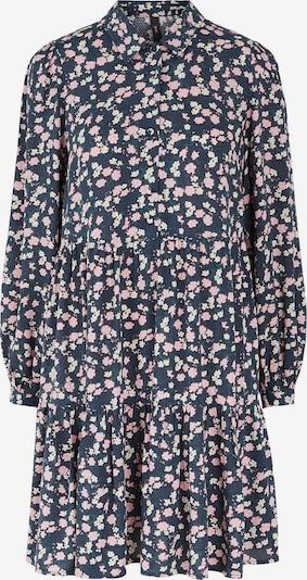 Y.A.S Shirt Dress 'Vilda' in Dark blue / Pink / White, Item view