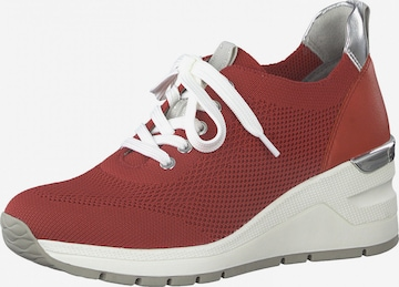 Earth Edition by Marco Tozzi Sneaker in Rot