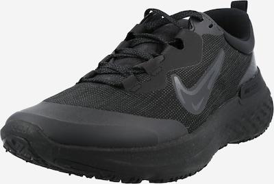 Sneaker de alergat 'React Miler 2 Shield' NIKE pe gri / negru, Vizualizare produs