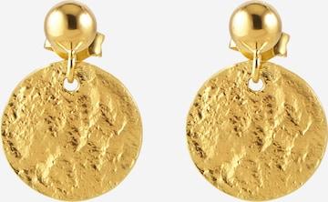 ELLI - Pendientes 'Geo' en oro