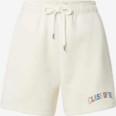 ABOUT YOU Limited Shorts 'Gwen' in offwhite, Produktansicht