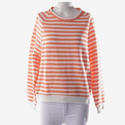 Marc O'Polo DENIM Sweatshirt in XS in orange / weiß, Produktansicht