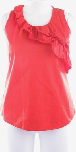 HUGO BOSS Top / Seidentop in XL in rot, Produktansicht