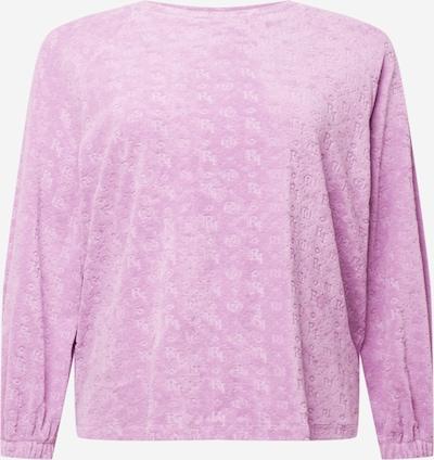 River Island Plus T-shirt en violet clair: Vue de face