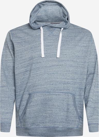 Blend Big Sweatshirt 'NAP' in mottled blue, Item view