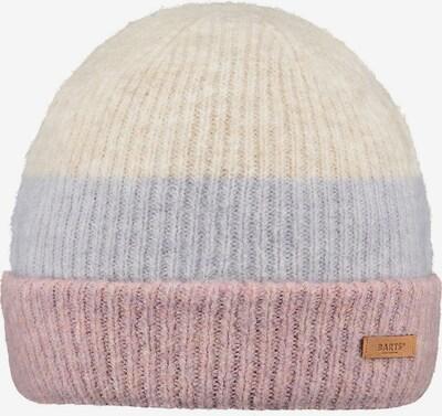 Barts Mütze in beige / hellblau / rosa, Produktansicht