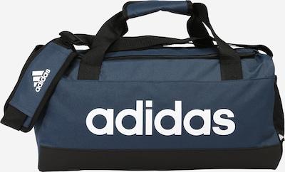 ADIDAS PERFORMANCE Sac de sport en bleu violet / noir / blanc, Vue avec produit