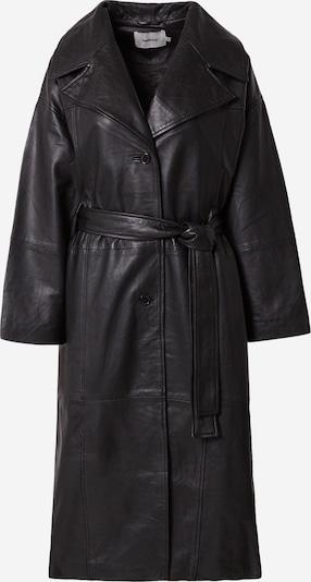 Deadwood Manteau mi-saison 'Olga' en noir, Vue avec produit