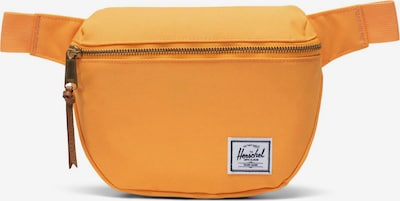 Herschel Sacs banane 'Fifteen' en mandarine / noir / blanc, Vue avec produit