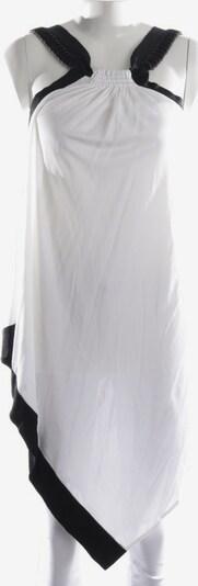 ISSA Top in S in schwarz / weiß, Produktansicht