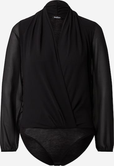Boohoo Bluzka w kolorze czarnym, Podgląd produktu