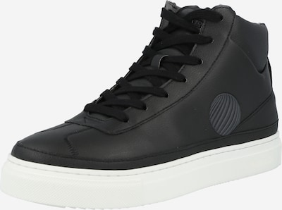Komrads Sneaker high 'APL' i sort, Produktvisning