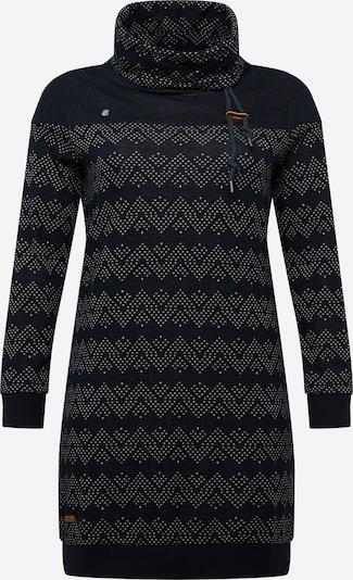Suknelė 'Chloe' iš Ragwear Plus , spalva - tamsiai mėlyna / balta, Prekių apžvalga
