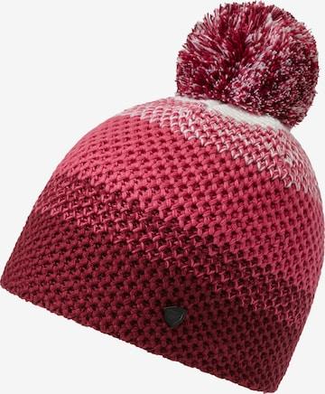 ZIENER Athletic Hat 'ISHI' in Red