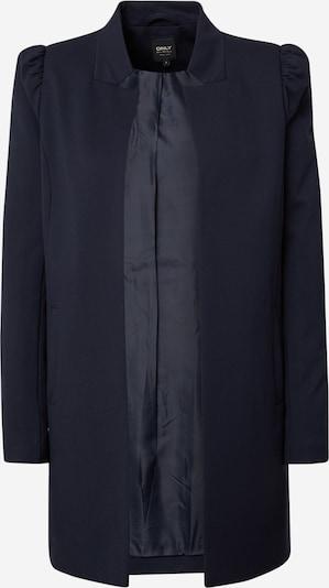 ONLY Prechodná bunda 'POPTRASH' - tmavomodrá: Pohľad spredu