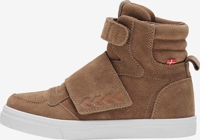 Hummel Sneaker in karamell, Produktansicht