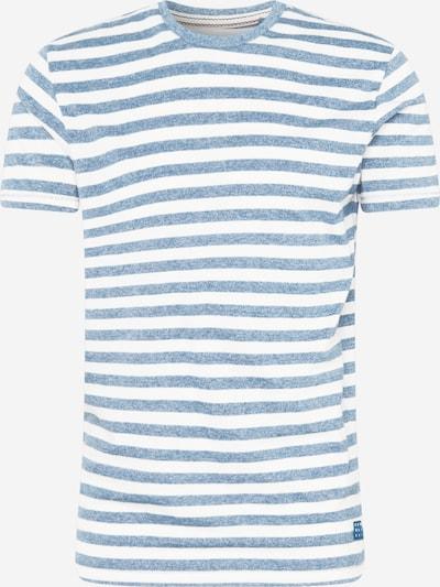 BLEND T-Krekls dūmu zils / balts, Preces skats