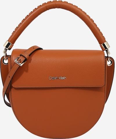 Calvin Klein Taška přes rameno 'Saddle' - koňaková, Produkt