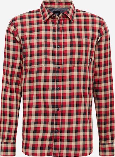 Marškiniai 'ALAMEDA' iš VANS , spalva - kremo / raudona / juoda, Prekių apžvalga