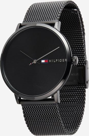 TOMMY HILFIGER Armbanduhr in schwarz, Produktansicht