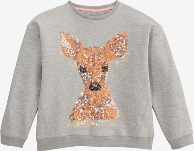 BONDI Sweater in Brown / Grey, Item view